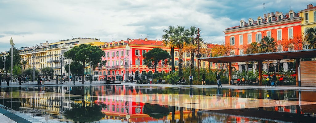 Unusual private tour of Nice