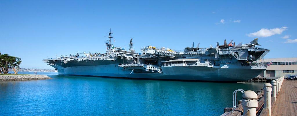 Biglietti USS Midway Museum con tour audio autoguidato
