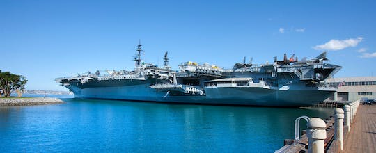 USS Midway Museum tickets with self-guided audio tour