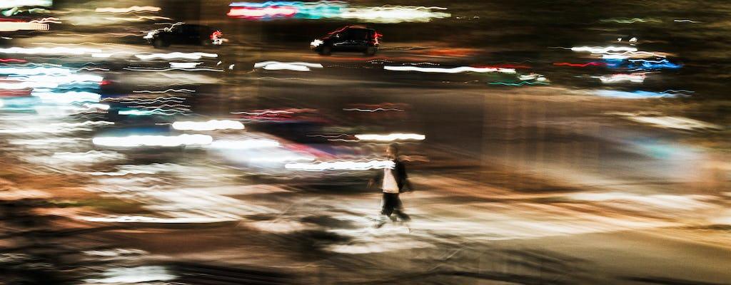 Tour privato di street photography a Roma