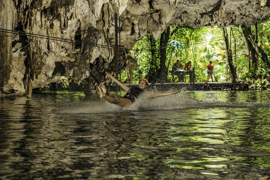 Native Park Tulum skip-the-line tickets and optional transport