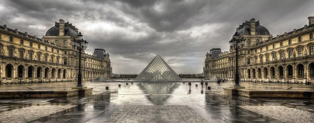 I famosi monumenti del tour fotografico privato di Parigi