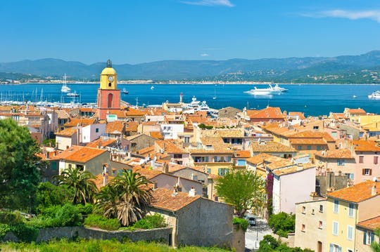 Private full-day tour of Saint-Tropez