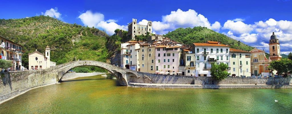 Private full-day tour of the Italian Riviera
