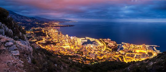 Private tour of Monaco and Monte-Carlo by night