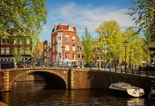Tour privado de la arquitectura del anillo del canal