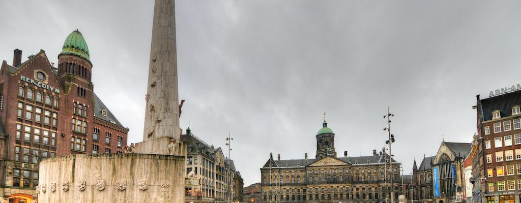 Tour privado de la Segunda Guerra Mundial en Ámsterdam