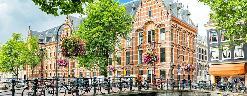 Tour privato di storia finanziaria di Amsterdam
