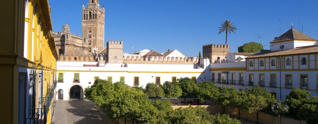Private tour of the Cathedral and the Alcazar of Seville