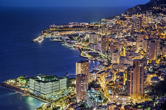 Dine out experience in Monte-Carlo