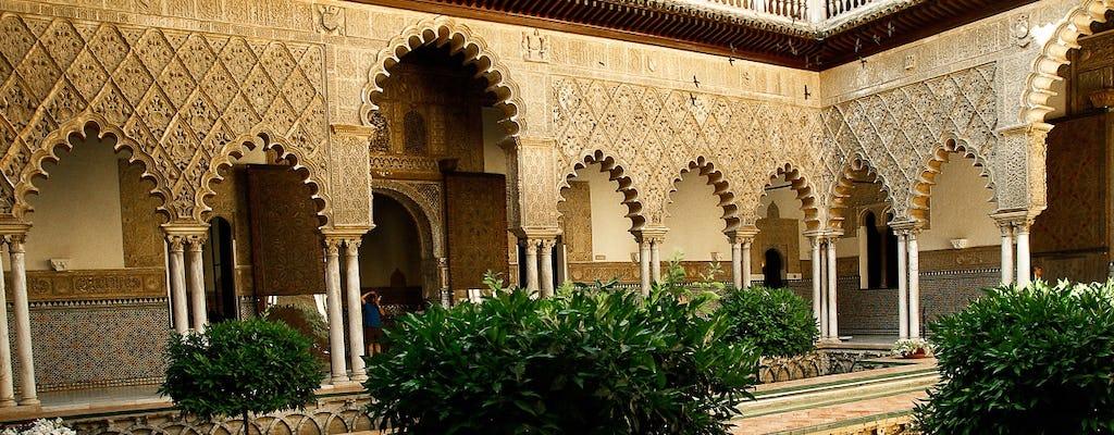 Visita privada al Alcázar de Sevilla