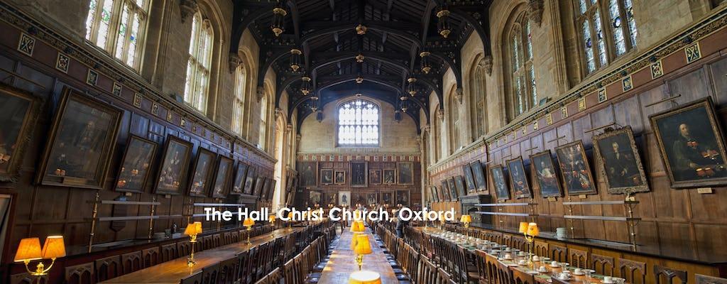 Visite privée de Harry Potter et de Christ Church
