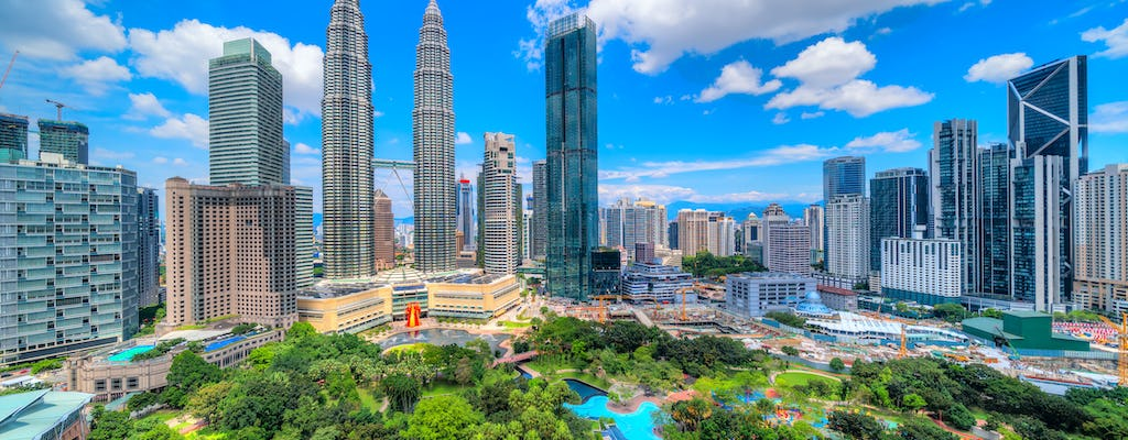 Petronas Twin Towers Skybridge admission ticket