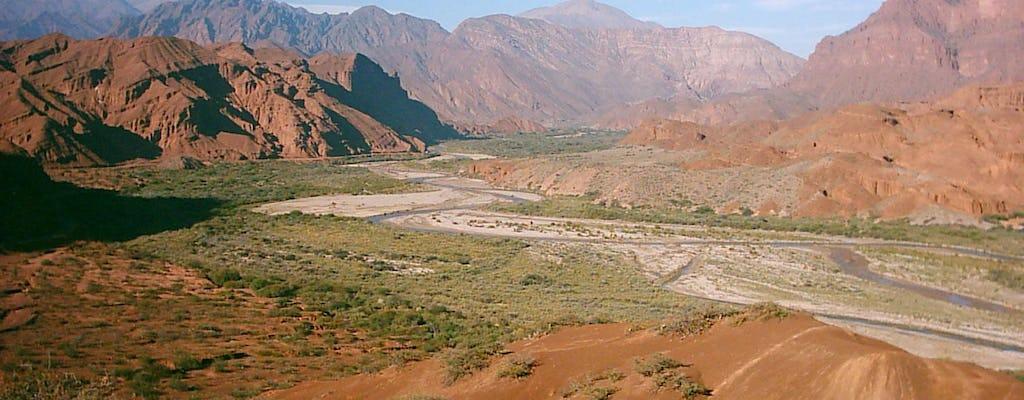Wycieczka z przewodnikiem do Cachi przez Park Narodowy Los Cardones