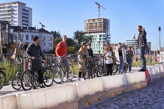 Wycieczka rowerowa Marnix w Antwerpii