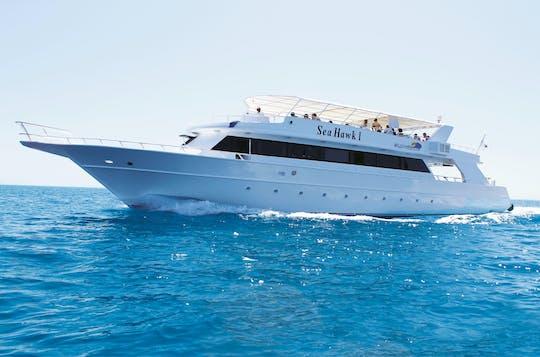Croisière et plongée libre VIP à l'île de Tiran