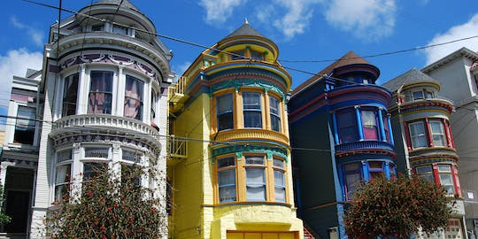 San Francisco hippie culture city game and private tour