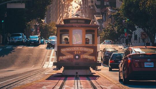 San Francisco gold rush era exploration game and tour