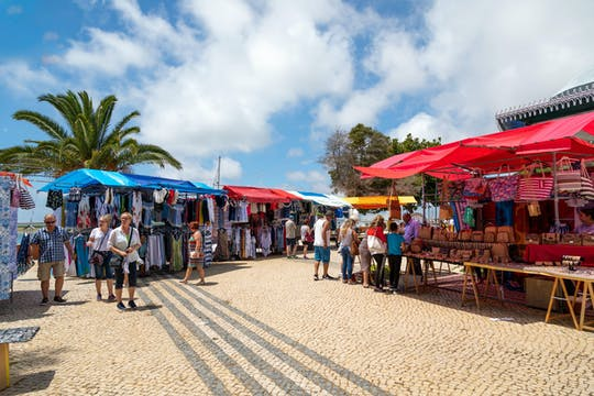 Tagestour nach Faro, Olhão und Tavira