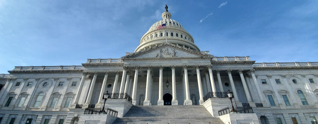 Washington DC democracy city exploration game and tour