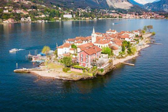 Transfer łodzią Isola Bella i Isola dei Pescatori