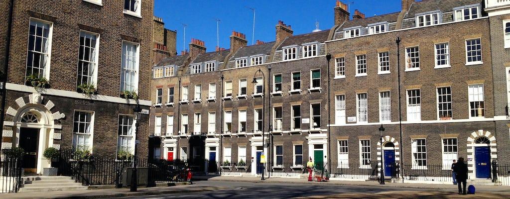 Literaire privéwandeling door Londen door Bloomsbury