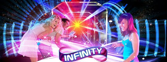 INFINITY Attraction Gold Coast admission ticket
