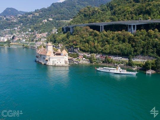 Riviera-cruise van het Meer van Genève vanuit Vevey