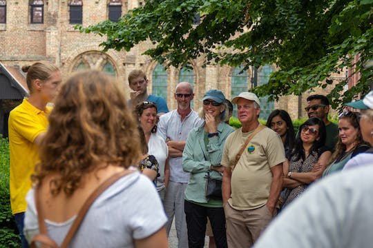 Free History & heritage guided walking tour of Bruges
