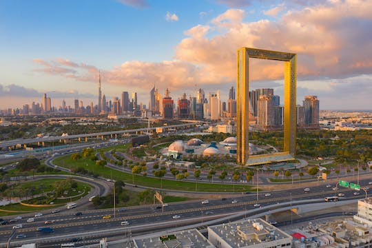 Dubai Frame tickets