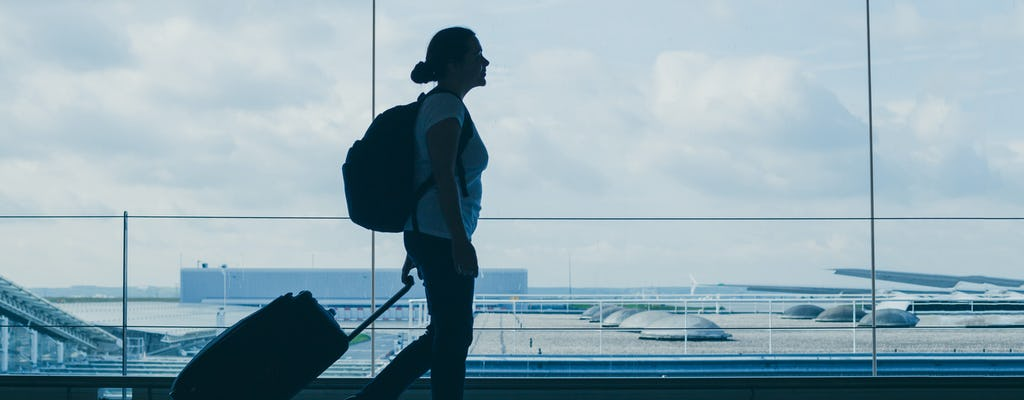 Transferência de ônibus entre o aeroporto de Fiumicino e o centro da cidade de Roma