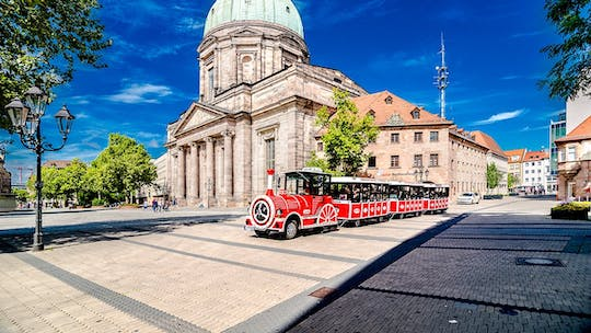 Nuremberg sightseeing tour by tourist train