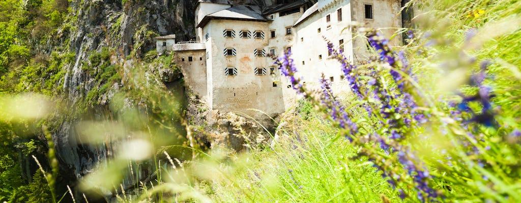 Premium tour of Postojna Cave and Predjama Castle
