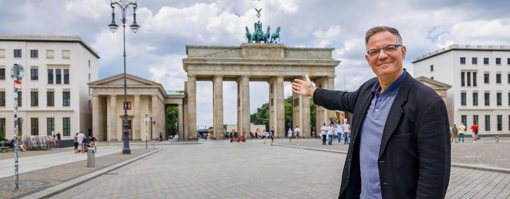 Tour privato di Berlino in auto