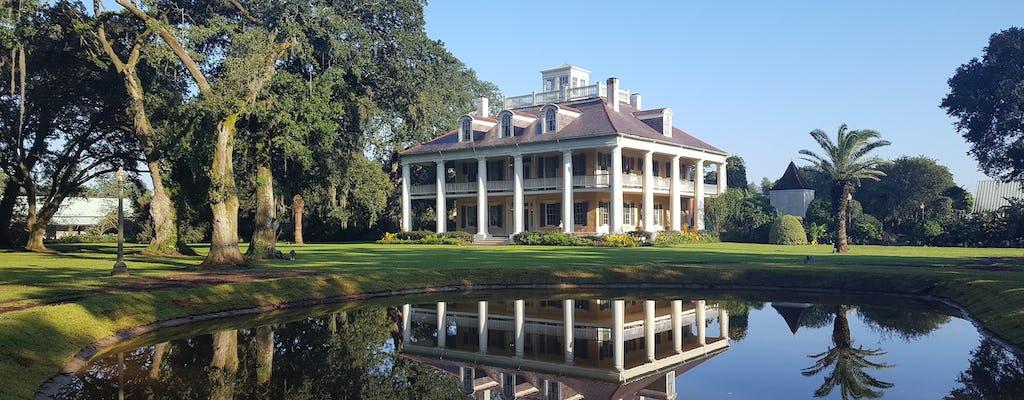 Houmas House Anwesen und Gärten geführte Villa Tour