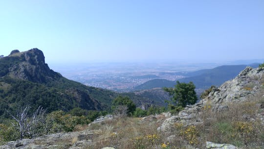 Private Blue Stones Nature Park and wine tasting trip from Sliven