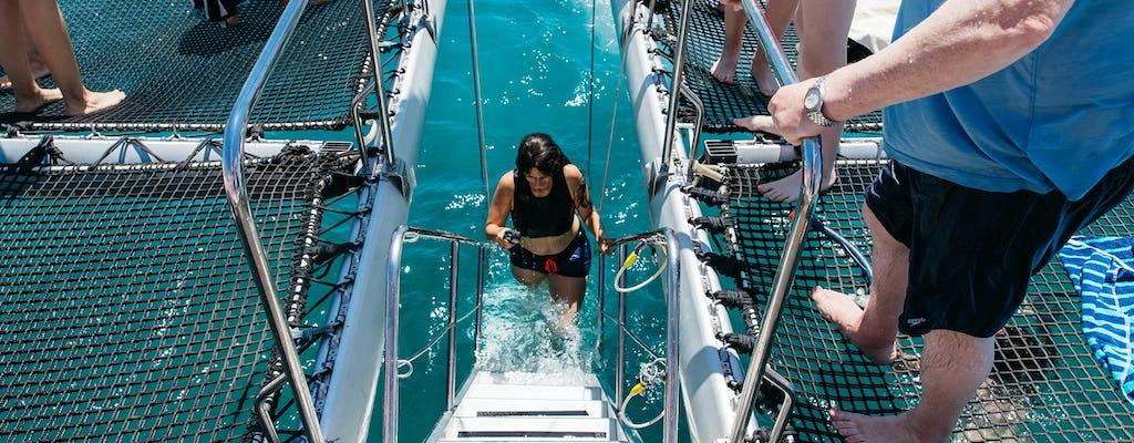 Viaje en catamarán Ocean Fly