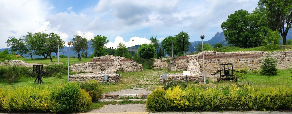 Medieval Tuida fortress tickets and guided tour