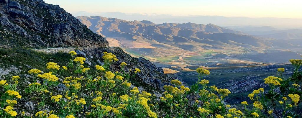 Excursão cultural de um dia pela montanha Swartberg, Prince Albert e Khoi