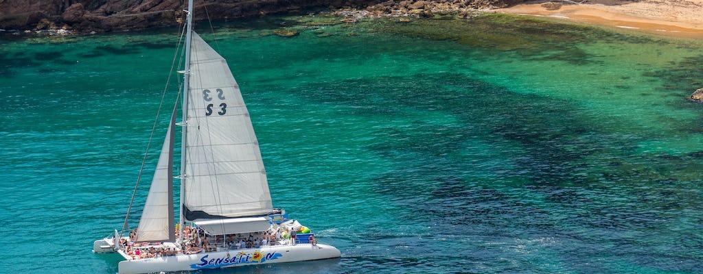 Costa Brava sailing experience