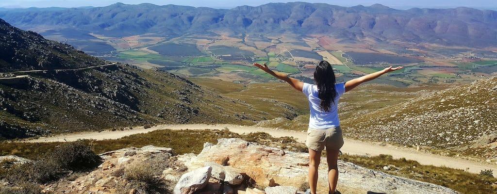 Tour ecologico di mezza giornata sul monte Swartberg