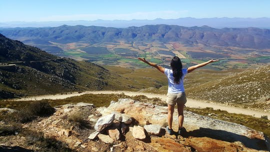 Swartberg Mountain half-day eco-tour