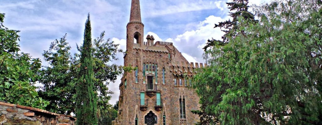 Urban green routes and modernism in  Collserola