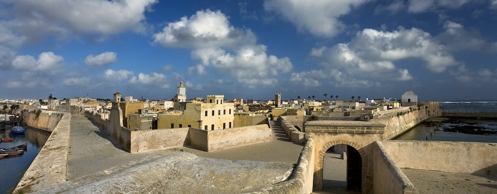 Private El Jadida and Azemmour Day Trip