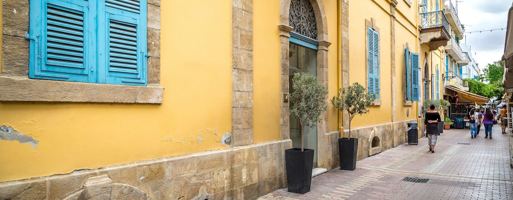 Tour of Nicosia with Cathedral & Leventis Museum