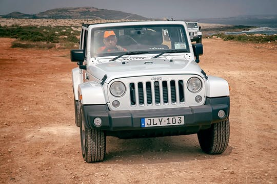 Malta 4x4 Adventure Tour