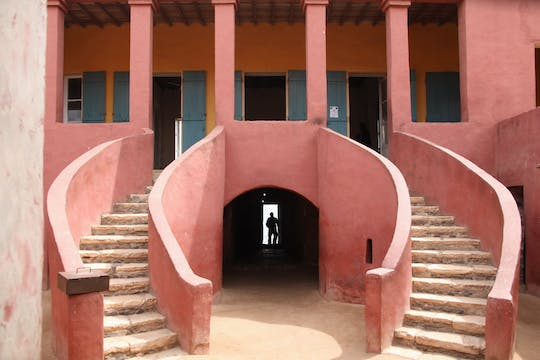 Goree Island and Pink Lake full-day tour from Saly or Somone