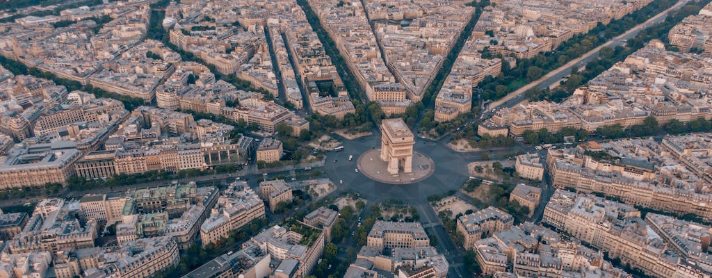 Virtual tour through the Roman Paris