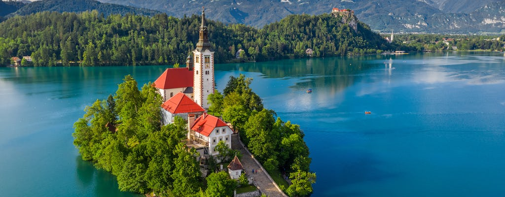 Half-day private tour of Lake Bled from Ljubljana