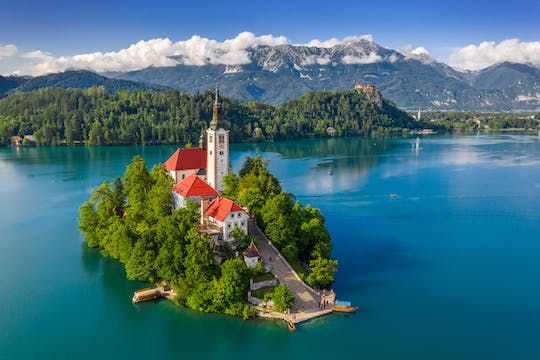 Private tour of Lake Bled